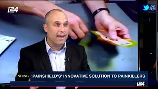 i24 News Reports on the Effects of the PainShield