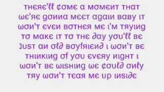just an old boyfriend - dj boonie lyrics (: