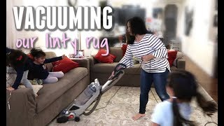 I HATE THIS 6 YEAR OLD WOOL RUG!!! -  ItsJudysLife Vlogs