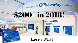 TokenPay (ICO) will hit $200+! Heres Why!