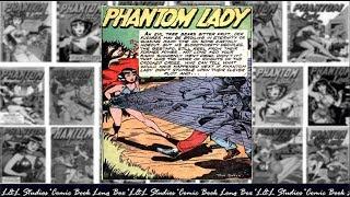 "Phantom Lady: vol 1 #13, ""Knights Of The Crooked Cross"""