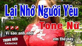 karaoke-lai-nho-nguoi-yeu-tone-nu-nhac-song-trong-hieu