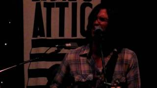 "Joshua James -  ""The New Love Song"" - Eddie's Attic, Atlanta Nov. 3, 2009"