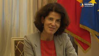 INTERVIU Laurence Auer: Reînnnoirea foii de parcurs a Parteneriatului Strategic face ca relația România-Franța să fie unică, privilegiată