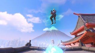 Overwatch - Helix Jump Parkour