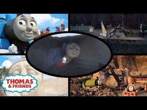 Top 5: Derailments | Thomas & Friends