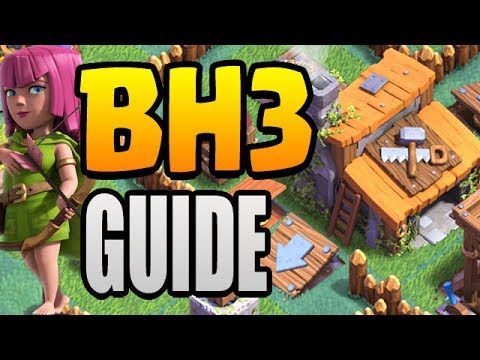 I'M BACK!! | BH3 SECRETS Tips & Strategy Guide | Clash Of Clans Mp3