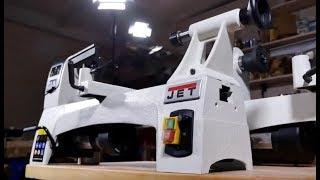 Токарный станок JET JWL-1015 от компании ПКФ «Электромотор» - видео