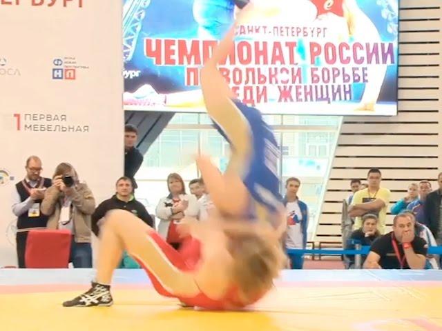 Екатерина Букина взяла золото