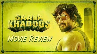 Saala Khadoos : Review