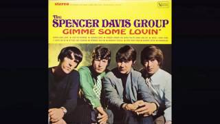 The Spencer Davis Group ‎– Sittin' And Thinkin' (1964)