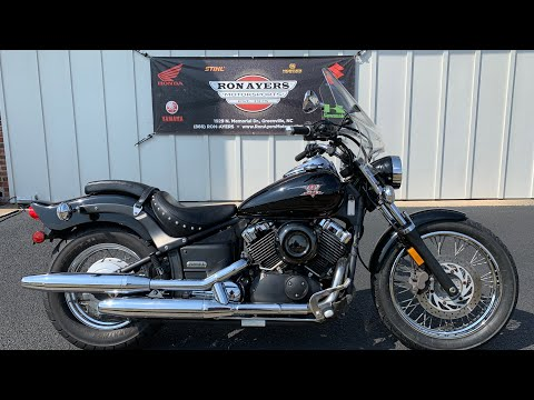 2005 Yamaha V Star® Classic in Greenville, North Carolina - Video 1