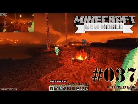 Irrfahrt durch den Nether ★ #37 ★ We Play Minecraft SMP: A New World [HD|60FPS]