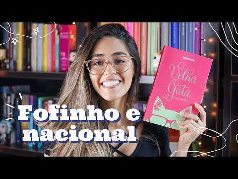 VELHA GATA DO APARTAMENTO 34, de Fernanda Negri | Rebecca Gueiros