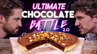 ULTIMATE CHOCOLATE BATTLE REVISITED | SORTEDfood by SORTEDfood