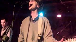 "RAD FRNDS: Evan P Donohue ""Compressions & Rarefactions"" Live at The End, Nashville, TN, 1/27/2011"