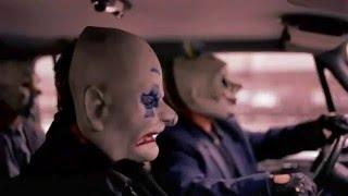 The Dark Knight Bank Robbery Scene - dooclip.me