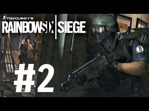 Tom Clancys Rainbow Six Siege Walkthrough - Rainbow Six Siege Ranked