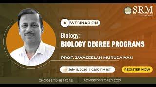 Biology degree programs
