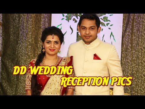DD Wedding Reception Pics