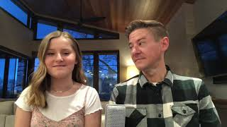 I See The Light - Tangled - Daddy Daughter Duet