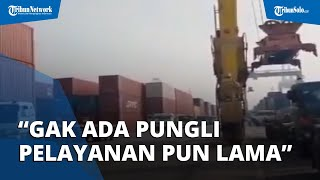 Keluahan Sopir Kontainer di Tanjung Priok: Nggak Ada Pungli, Pelayanan Berkurang dan Lama