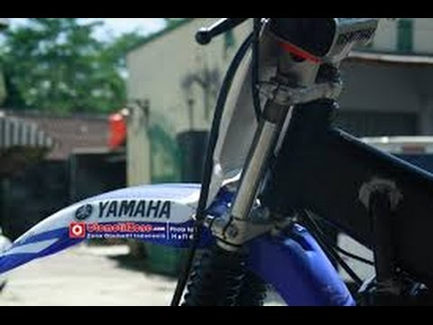 Video Trail Bebek Modif Gastrakck