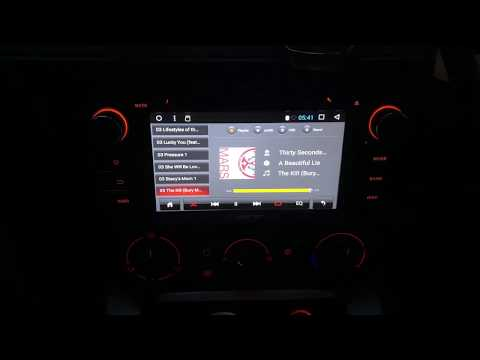 Joying android car radio update 6 0 Marshmallow for BMW E90