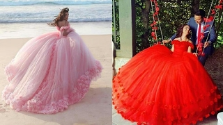 Hermosos Vestidos Largos/beautiful Long Dresses
