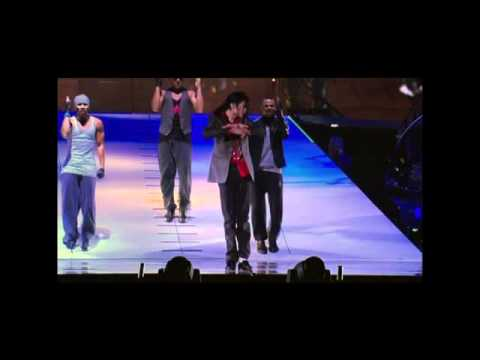 michael jackson this is it they dont care about us full  (HD)