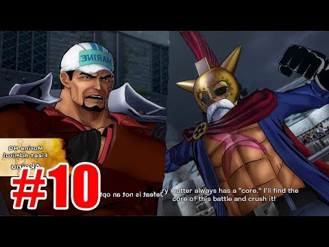 One Piece Phiêu Lưu Kí : Quân Cách Mạng vs Hải Quân - Sabo vs Akainu