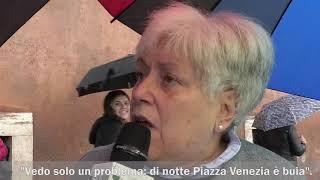 Sbloccati i lavori a Piazza Venezia