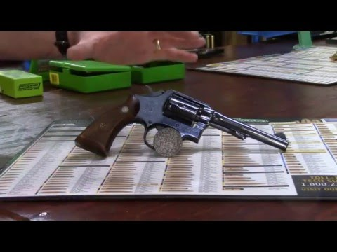Highboy In The Doghouse, Video 2, Smith & Wesson, Model 10, 38 Special