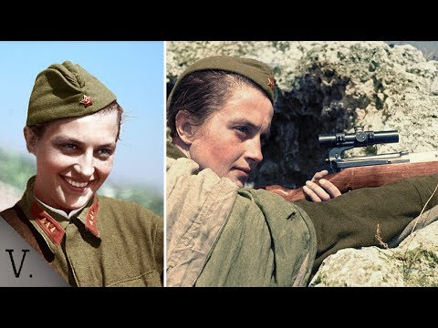 5 Fearless Female Soldiers of WW2