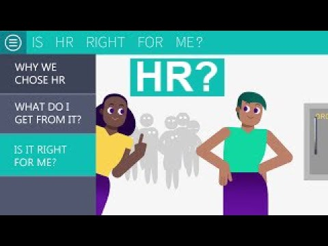 Is Human Resource Management the right career for you?