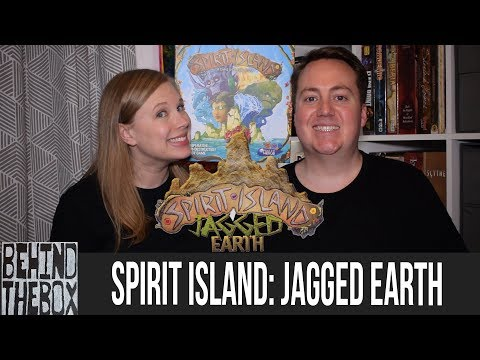 Spirit Island: Jagged Earth First Look - Behind the Box