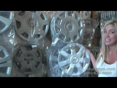 Automotive Videos: Scion XA Hub Caps, Center Caps & Wheel Covers