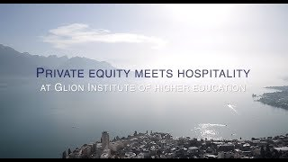 Rencontre entre la private equity et l'hospitality à Glion Video Preview Image