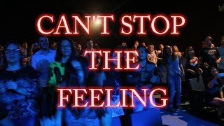 Can't Stop The Feeling | Cover
