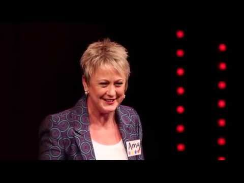 Build don't break relationships with communication - connect the dots | Amy Scott | TEDxQueenstown