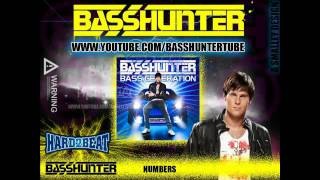 Basshunter - Numbers NEW ALBUM VERSION EXCLUSIVE