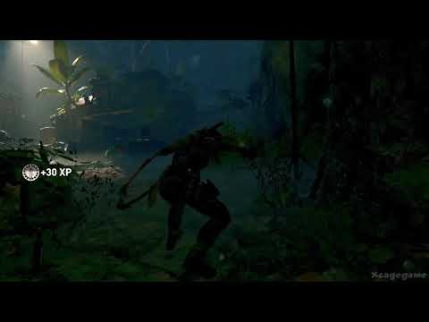 Gameplay Trailer de Shadow of the Tomb Raider