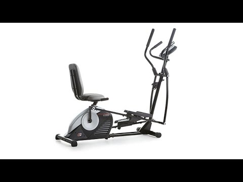 ProForm Hybrid Trainer Pro Elliptical   Recumbent Bike