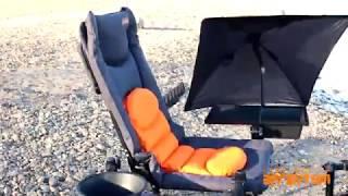 Кресло для фидерной ловли с обвесом