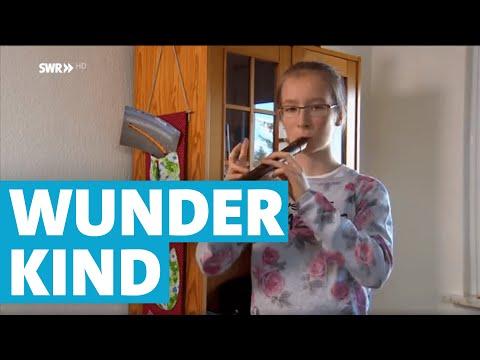 Julia - die Blockflöten-Virtuosin