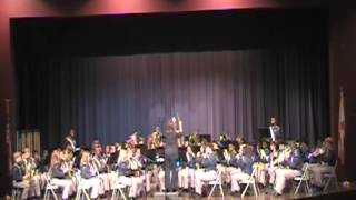 Clay Chalkville Symphonic Band - Away In A Manger