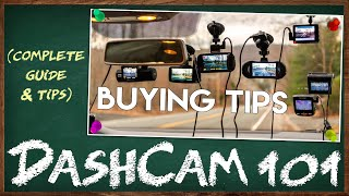 Mga Bagay Na Dapat Malaman Sa Pagbili Ng Dash Cam || Dashboard Camera Buying Guide