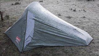 Tiendas - 06 - Coleman BEDROCK 2 - Test a 1ºC - Tent