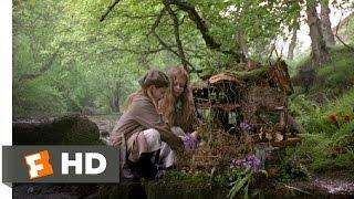 FairyTale: A True Story (7/10) Movie CLIP - Finishing The Fairy House (1997) HD