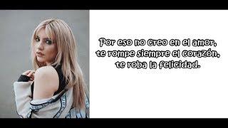 Karen Méndez - No Creo En El Amor (Danny Romero Cover) [Letra] | HeitMusic19